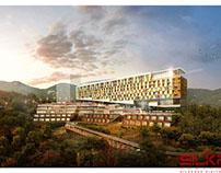 Masterplanning: Samsung Everland