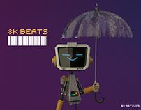 8K beats