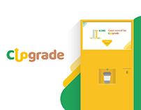Cupgrade - A zero waste vending machine