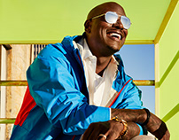 Tyrese For Mens Health Magazine