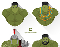 The Incredible Hulks