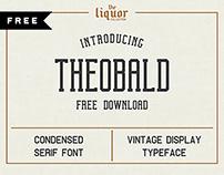 FREE | Theobald Clean Serif