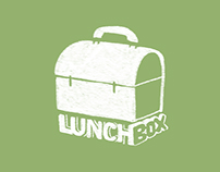 Lunchbox: The adventure of a broccoli and mushroom