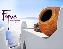 Figué Restaurant and Bar Ipad App Design