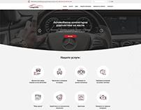 Bg Diagnostika Website.
