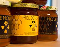 Honey Packaging / Label Design