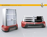 Análisis de producto | Renault Duster | Heladera