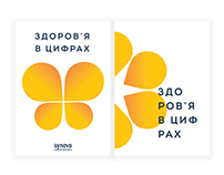Synevo: 10 year anniversary Identity design