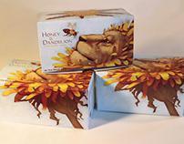 Tea Boxes: Package Design Illustration