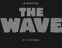 Free Font - The Wave