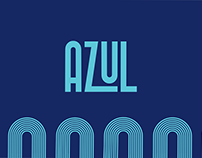 Azul Airlines Rebrand