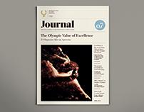 International Olympic Academy Journal