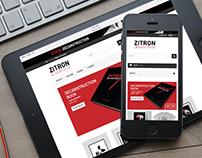 Visit ZITRON design shop: www.zitron.net/shop