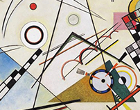 "New Year's gift ""Kandinsky"""