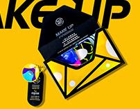 BB PARK · MAKE UP DRIP COFFEE 日谈公园·补妆咖啡·包装设计