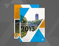 Book Design-PKU Summer School 2015