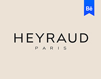 Heyraud Paris - Brand design