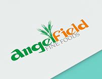 Angelfeild Logo Design