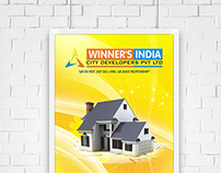 Poster - Winners India