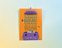 Tacocat at Real Art Tacoma
