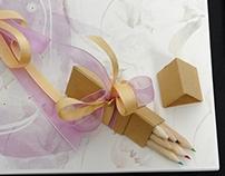 Wedding invitation+other goodies  / Tatjana+Sinisa