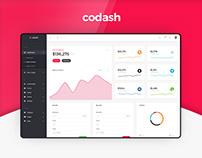 Codash - Dashboard Admin