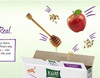 Kashi - Microsite/DM (Cereal bars)