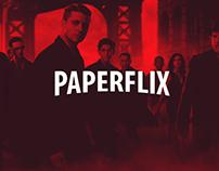PAPERFLIX | Editorial