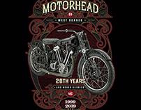Motorhead anniversary