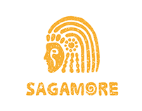 Sagamore | сoffehouse | identity branding