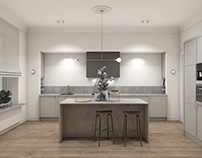 Toruń - minimalchic apartment