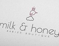Milk & Honey Brand