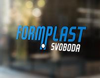 Logo Redesign (client: Formplast Svoboda)