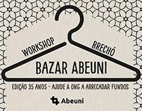 Bazar da ABEUNI – edição 35 anos