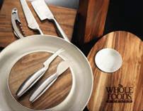 Whole Foods acacia wood range