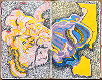 Transmutations :: book of drawings