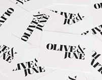 OLIVE & JUNE