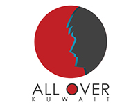 All Over Kuwait Co. showreel intro