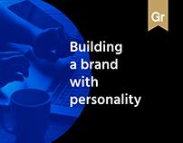 GoodRequest - Branding & visual identity