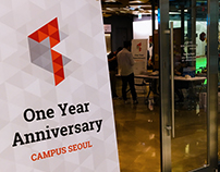 Campus Seoul, One Year Anniversary