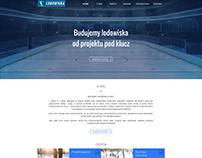 Lodowiska - projekt WWW