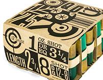 Remington Shotgun Shell Packaging
