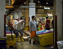 Photo Documentary   Jurong Fishery Port