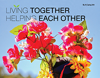 Living Together, Helping Each Other: Print Publication