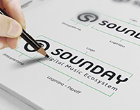 Sounday - Brand Guideline