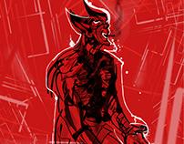 X Men cover homage revamp