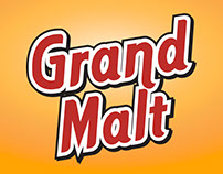 Grand Malt - New Pack, New Price Jingle