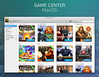 Game Center MacOS