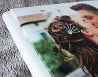 Wedding PhotoAlbum R&F