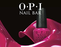 nail bar visual identity